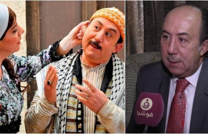 محمد خير الجراح هذه حقيقة عودة أبو بدر وفوزية في باب الحارة 2020